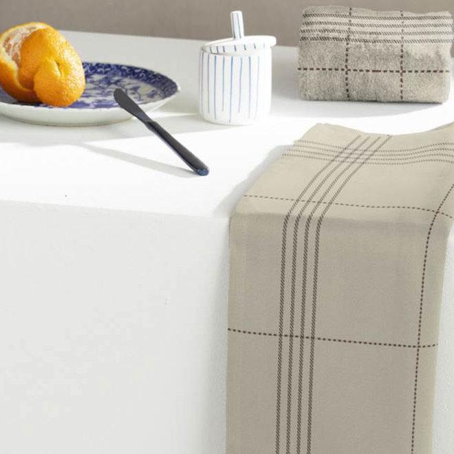 Tea towel Morvan Naturel