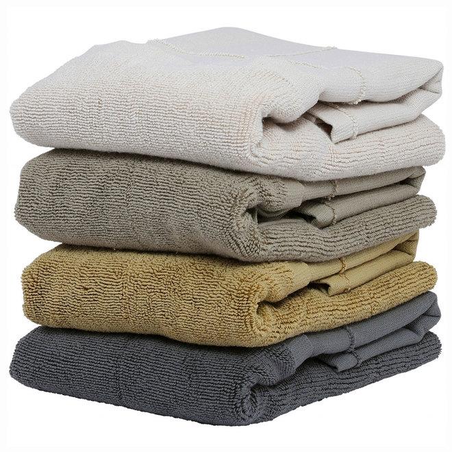 Calm Hand towel Clay
