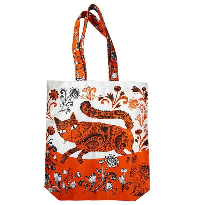 Canvas bag Kitty