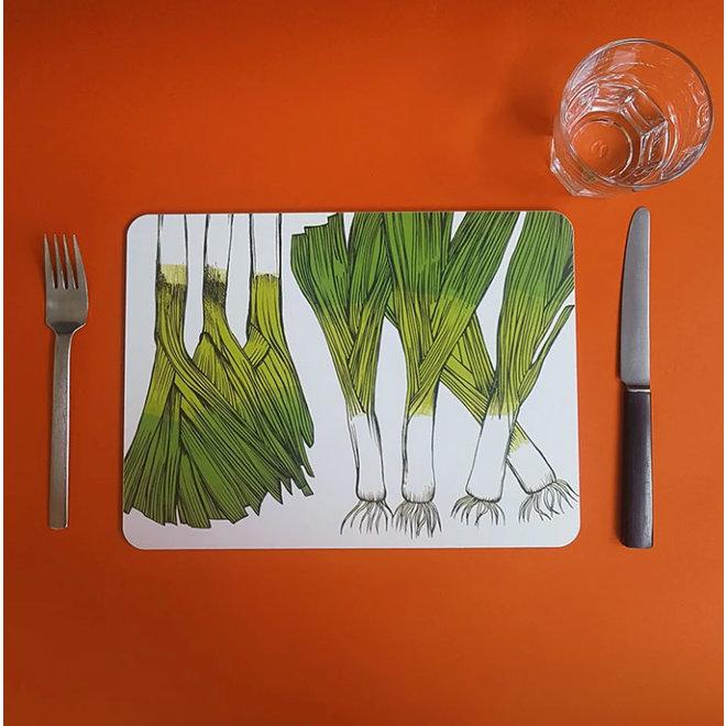 Vegetable mats
