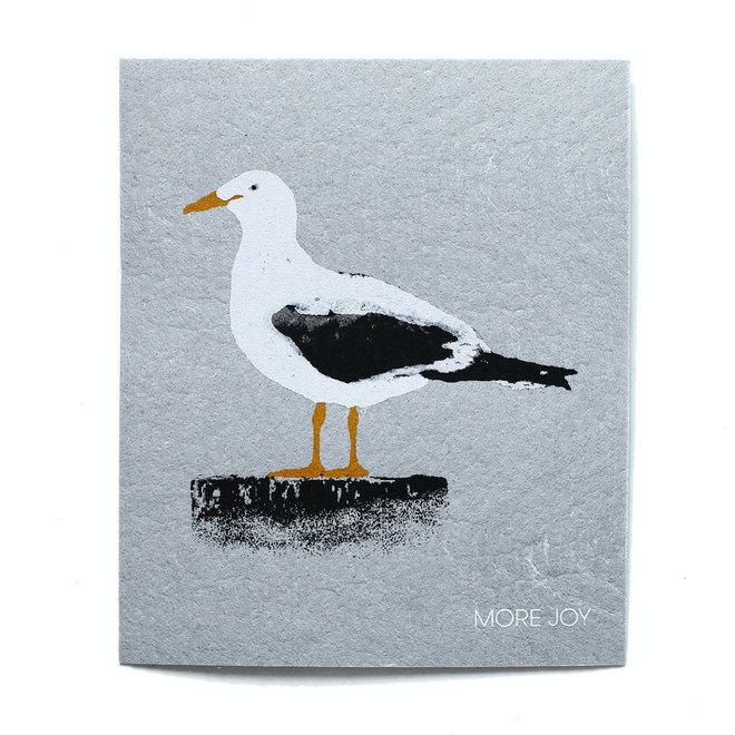 Dishcloth Seagull