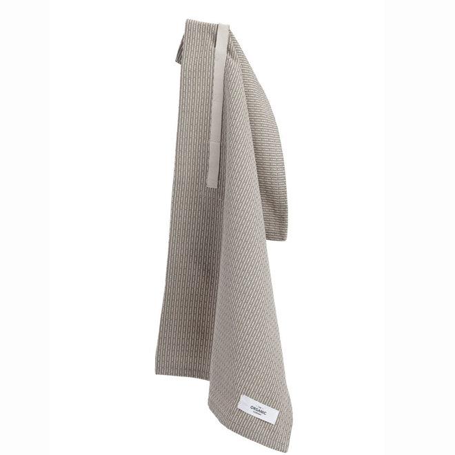 Little Towel II Clay Stone