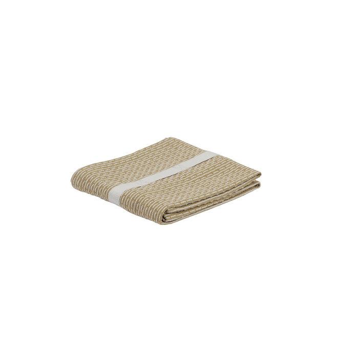 Little Towel II Khaki Stone