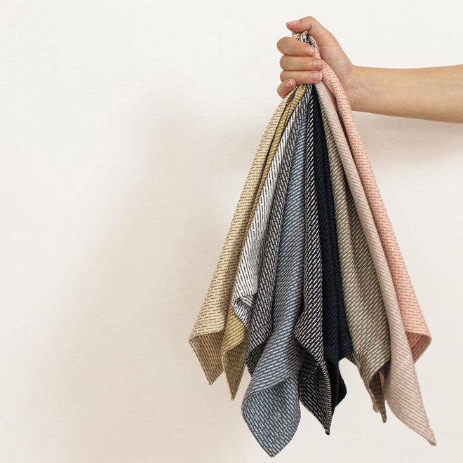 Little Towel II Dark Blue stone