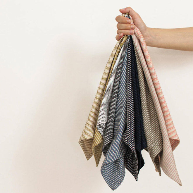 Little Towel II Black Blue
