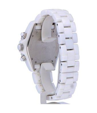CHANEL J12 White H1008OCC