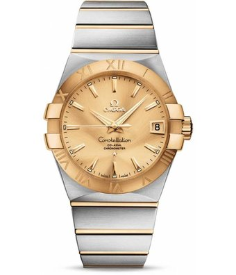 Omega Horloge Constellation 38mm Co-Axial 123.20.38.21.08.001