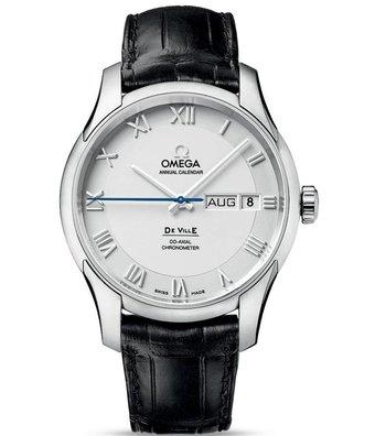 Omega De Ville 41mm Hour Vision Annual Calendar 431.13.41.22.02.001