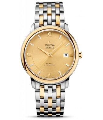 Omega Horloge De Ville 37mm Prestige 424.20.37.20.58.001