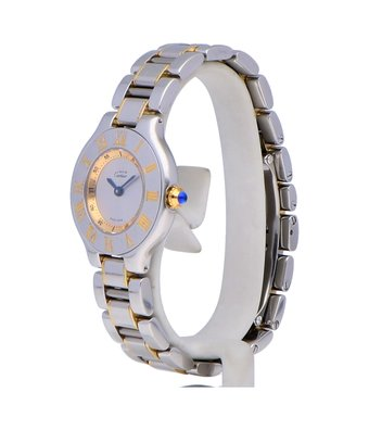 Cartier Must 21 LM W10072R6OCC