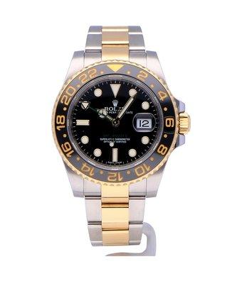Rolex Oyster Perpetual GMT-Master II 40 116713LNOCC