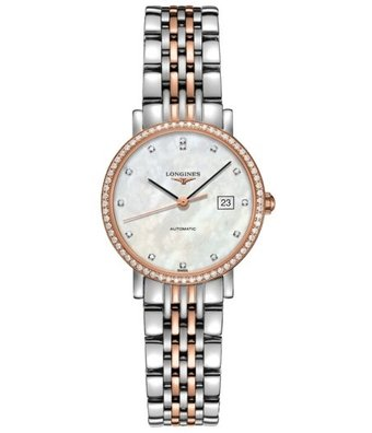 Longines Horloge Elegant Collection 29mm L4.310.5.88.7