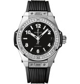 Hublot Horloge Big Bang 39mm One Click Steel Diamonds 465.SX.1170.RX.1204