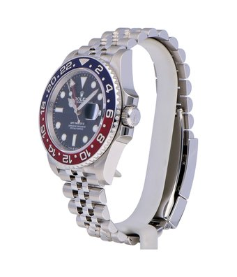 Rolex Oyster Perpetual Professional GMT-Master II 40 126710BLROOCC