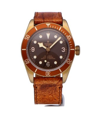 Tudor Black Bay 41mm Bronze 79250BMOCC