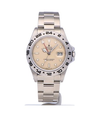 Rolex Oyster Perpetual Professional Explorer II 16550OCC