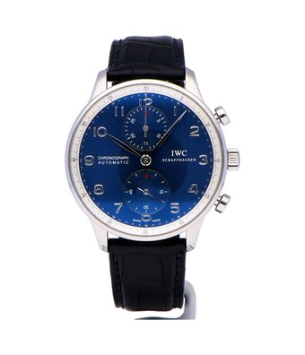 IWC Portugieser Chronograph Automatic Laureus IW371432OCC