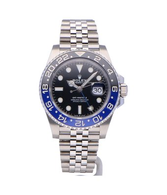 Rolex Oyster Perpetual Professional GMT-Master II 40 126710BLNROCC
