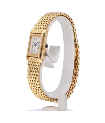 Cartier Horloge Tank Lady 2443OCC