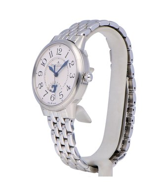 Jaeger-LeCoultre Horloge Rendez-Vous 34mm Night & Day Medium Q3448190