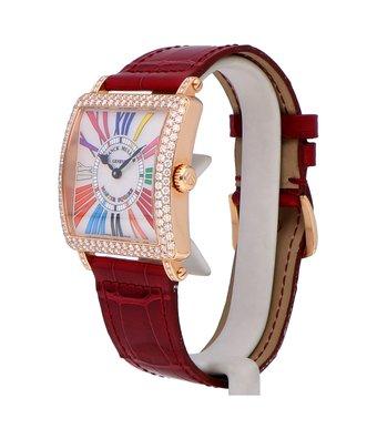 Franck Muller Horloge Master Square Color Dreams 6002MQ