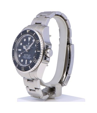 Rolex Horloge Oyster Perpetual Professional Rolex Deepsea 116660OCC