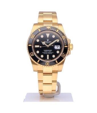 Horloge Oyster Perpetual Professional Submariner Date 116618LNOCC