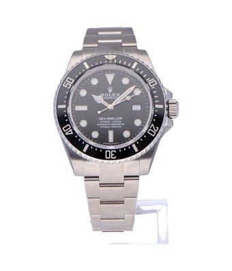 Rolex Horloge Oyster Perpetual Professional Sea-Dweller 116600OCC