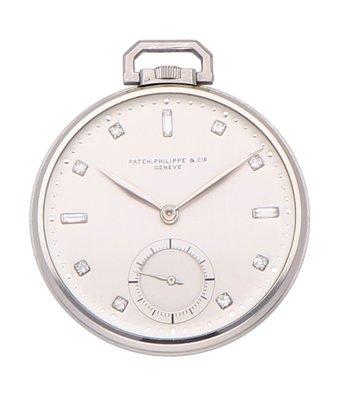 Patek Philippe Horloge Pocket Watch 600OCC