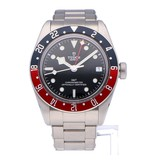 Tudor Horloge Black Bay 41mm GMT 79830RBOCC