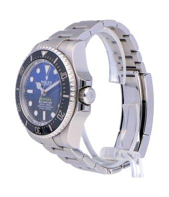 Rolex Horloge Oyster Perpetual Professional Sea-Dweller Deepsea 126660OCC