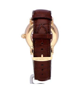 Blancpain Horloge Villeret 40mm Single Pusher Chronograph 6685-3642-55B