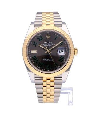 Rolex Horloge Oyster Perpetual Classic Datejust II 41 126333OCC