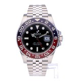Rolex Horloge Oyster Perpetual Professional GMT-Master II 40 126710BLROOCC
