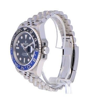 Rolex Horloge Oyster Perpetual Professional GMT-Master II 40 126710BLNROCC