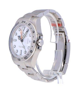 Rolex Horloge Oyster Perpetual Professional Explorer II 216570OCC