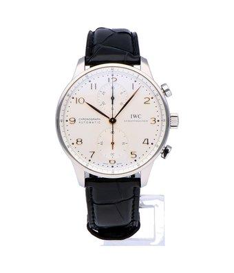 IWC Horloge Portugieser Chronograph Automatic IW371445OCC
