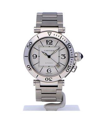 Cartier Horloge Pasha Seatimer W31080M7OCC