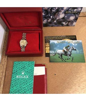 Rolex Lady Datejust 26 69173OCC