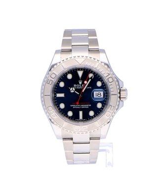 Rolex Horloge Oyster Perpetual Yacht-Master 40 116622OCC