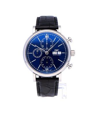 IWC Horloge Portofino 42 mm Chronograph Edition 150 Years IW391023OCC