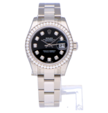 Rolex Horloge Oyster Perpetual Classic Lady-Datejust 26 179384-0002