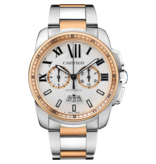 Cartier Horloge Calibre de Cartier Chronograph W7100042