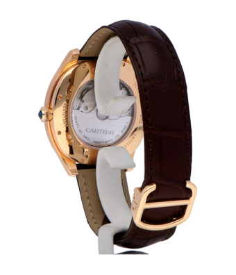 Cartier Horloge Drive de Cartier , Large Date, Retrograde Second Time Zone and Day Night WGNM0005