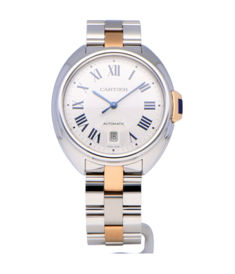 Cartier Horloge Clé de Cartier W2CL0002