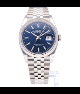 Rolex Horloge Oyster Perpetual Classic Datejust 36 126234OCC