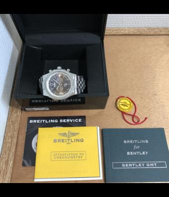 Breitling Bentley GMT A4736212OCC