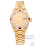 Rolex Horloge Oyster Perpetual Classic Lady-Datejust 26 69068OCC