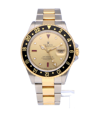 Rolex Oyster Perpetual Professional GMT-Master II 16713OCC