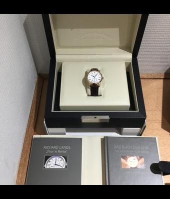A. Lange & Söhne Horloge Richard Lange 41mm Pour le Merite 260.032OCC